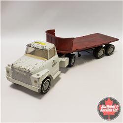 Ertl Semi Truck & Trailer - Made in USA