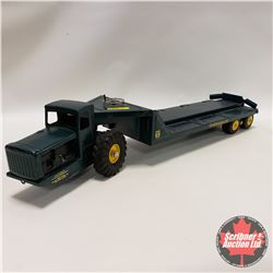 Ny-Lint Pressed Steel Tourna hauler Construction Toy