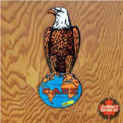 Porcelain CASE Eagle Sign 14 T