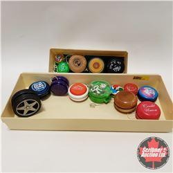 Box Lot : Yo-Yos (15)