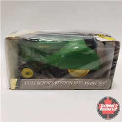 "John Deere Model 60 Orchard ""Special Edition 1993"" (1/16th Scale)"