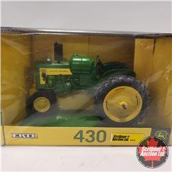 "John Deere 430 ""Dealer Edition"" (1/16th Scale)"