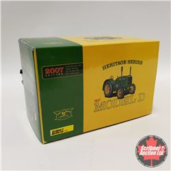 John Deere 1937 Model D  2007 Edition  (1/16th Scale)