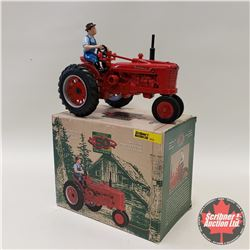 Farmall H w/Farmer  Special Anniversary Edition  (1/16th Scale)