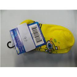 Sponge Bob Socks
