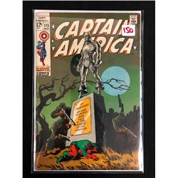 CAPTAIN AMERICA #113 (MARVEL COMICS)