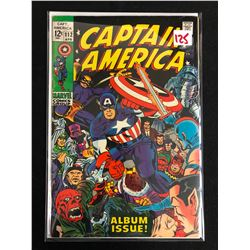 CAPTAIN AMERICA #112 (MARVEL COMICS)