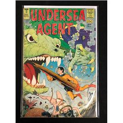 UNDERSEA AGENT #6 (TOWER COMICS)
