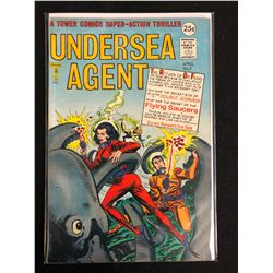 UNDERSEA AGENT #2 (TOWER COMICS)