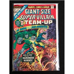 GIANT-SIZE SUPER-VILLAIN TEAM-UP #2 (MARVEL COMICS)