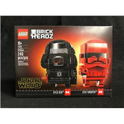 LEGO Star Wars Brickheadz Kylo Ren Sith Trooper Rise of Skywalker 75232
