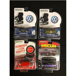GREENLIGHT COLLECTIBLE'S DIE-CAST TOY CAR LOT