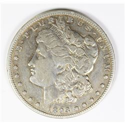 1893-O MORGAN DOLLAR