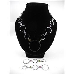 Lieff Jewellers - Custom Necklace and Earring Set