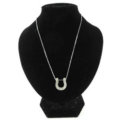 Lieff Jewellers - Necklace Horseshoe Set with Swar