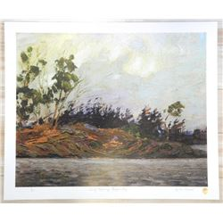 Tom Thomson (1877-1917) LE Fine Art Print - Early