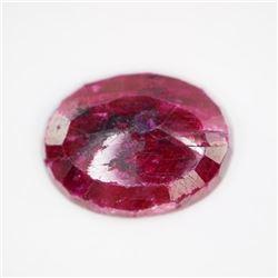 Loose Gemstone Oval Cut Ruby 15.96ct TRRV: $4800.0