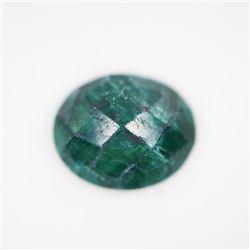 Loose Gemstone Oval Cut Emerald 4.33ct. TRRV: $132