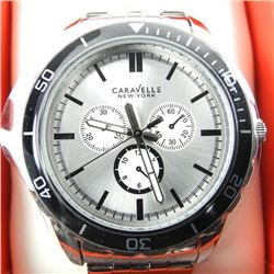 (132) Caravelle New York Fancy Watch MSR: $150.00