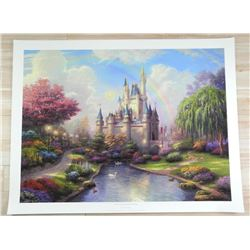 Thomas Kinkade (1958-2012) Fine Art Print 'A New D