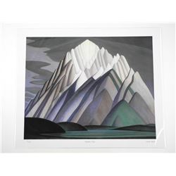 Lawren Harris (1885-1970) Fine Art Print LE 'Mount