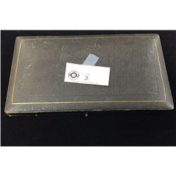 Very Nice Vintage Lapis Lazali Letter opener in Box