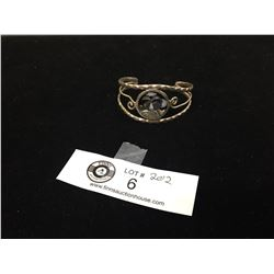Shell Inlaid Bracelet