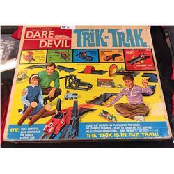 1964 Dare Devil Trik Trak By Transogram.
