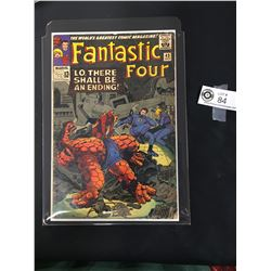 Fantastic Four #43 October 1965 Thing Rejoins the Fantastic Four. n a Bag on a White Board