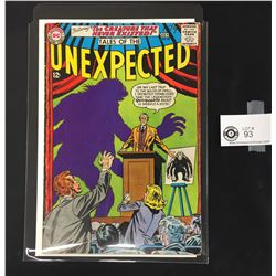 Tales of The Unexpected.#89 July 1965. On a White Board, in a Bag