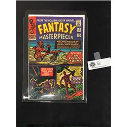Fantasy Masterpiece #2 April 1966. Marvel Comics On a White Board in a Bag