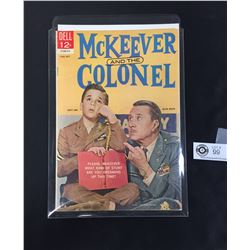 August-October 1963 #3 McKeever and the Colonel. Comic Book. On a White Board in a Bag