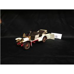 Precision Model From The Franklin Mint 1904 Mercedes Simplex 1:24 Scale