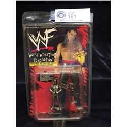 1998 WWF Shawn Michaels New in the Package with Die Cast Key Chain