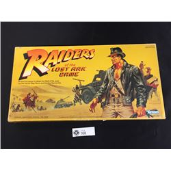 Vintage Kenner 1981 Raiders of the Lost Ark Board Game