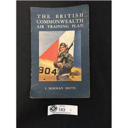 British Commonwealth Air Training Plan 1941 Book