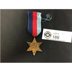 WWII The 1939-1945 Star. Canadian/British