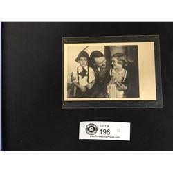 Vintage German Postcard of Hitler with Children