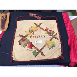 Early 1920's Calgary Apron Possibly Masonic