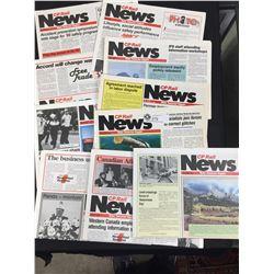 10 CP Rail News 1980's