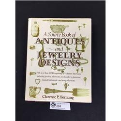 Antique Jewelry Design Book