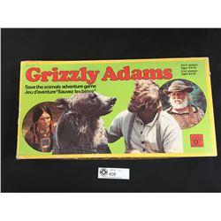 1978 Grizzley Adams Board Game.