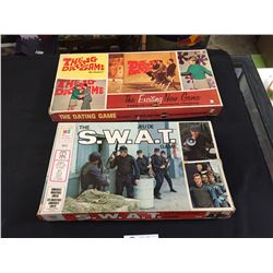 The S.W.A.T. Board Game. Plus The Dating Game. Missing the Board
