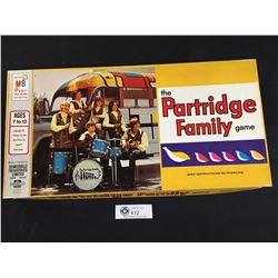 Vintage 1971 The Partridge Family Board Game. Milton Bradley. Unplayed