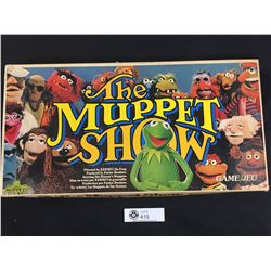The Muppet Show Board Game 1977 Parker Brothers