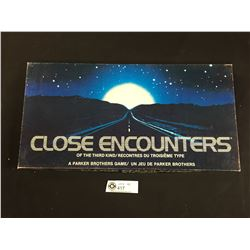 Close Encounters of the Third Kind Board Game 1978 Parker Brothers