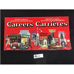 Vintage 1976 Careers Board Game