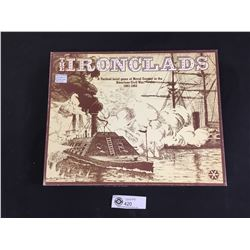 1979 100%  Complete The Ironclads Board Game in Amazing Condition
