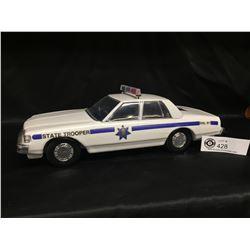 Kentucky Straight Bourbon Police Car Decanter 1991