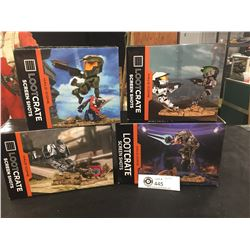 4 Halo Icons New In Packages Lootcrate Screenshots.